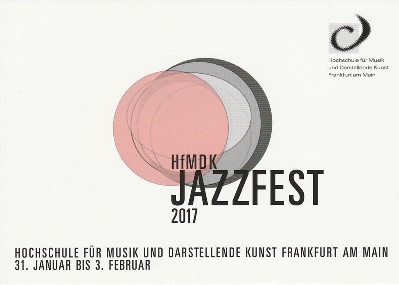 Flyer Jazzfest